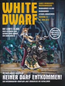 White Dwarf 2015/73
