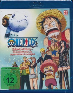 One Piece: TV Special 3 - Episode of Merry Blu-ray
