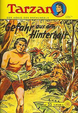 Tarzan Lehning Großband 35