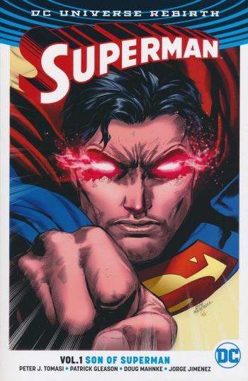 Superman (2016) Vol.1 Son of Superman SC