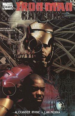 US: Iron Man: Rapture
