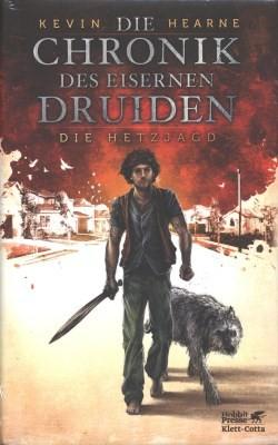 Hearne, K.: Die Chronik des Eisernen Druiden 1 - Die Hetzjagd HC