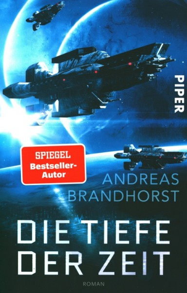 Brandhorst, A.: Die Tiefe der Zeit