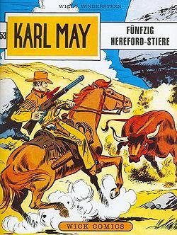 Willy Vandersteens Karl May 53