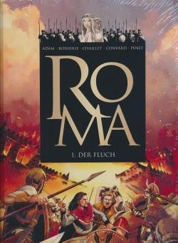 Roma (Splitter, B.) Nr. 1-5 kpl. (Z1)