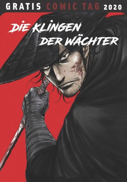 Gratis Comic Tag 2020: Die Klingen der Wächter (05/20)