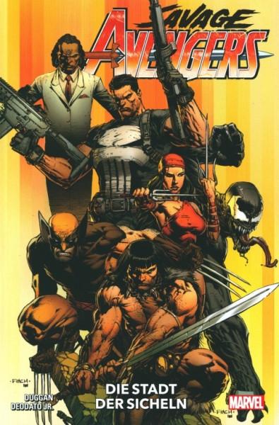 Savage Avengers 01