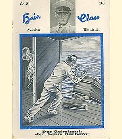 Hein Class (Dietsch, Vorkrieg) Nr. 101-158