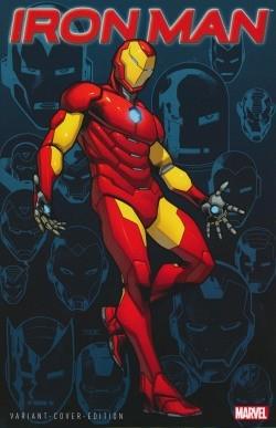 Iron Man (2016) 05 Variant Vienna