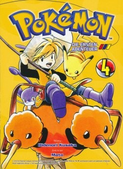 Pokemon - Die ersten Abenteuer 04