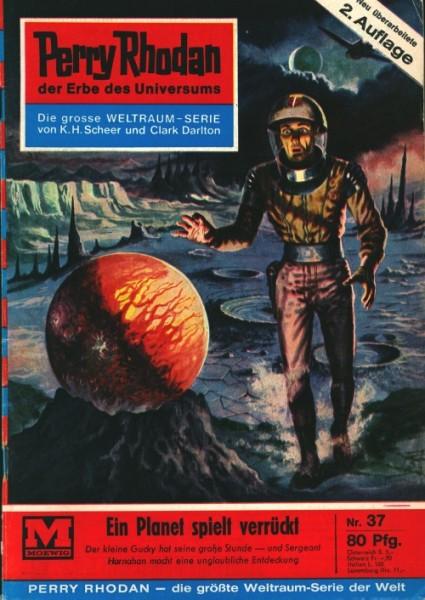 Perry Rhodan (Moewig) 2. Auflage Nr. 1-100