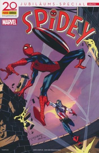 Panini Tag: Spider-Man