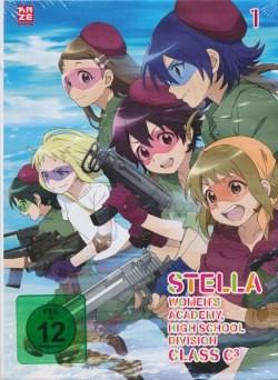 Stella Women's Academy Vol. 1 DVD