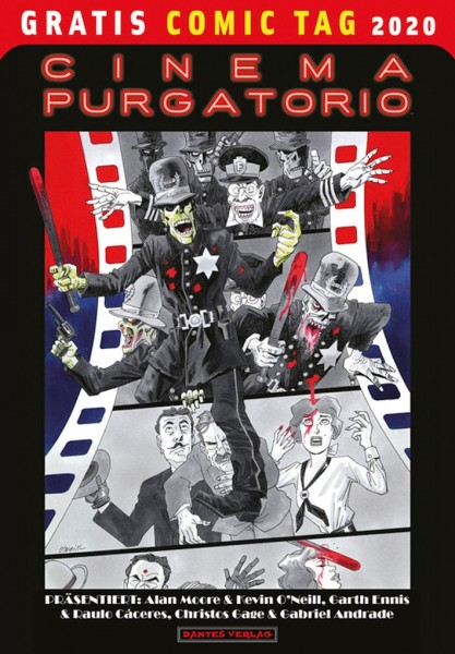 Gratis Comic Tag 2020: Cinema Purgatorio (05/20)