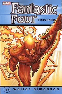 US: Fantastic Four: Visionaries by W. Simonson Vol. 3