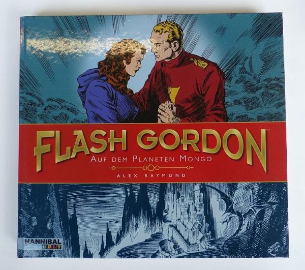 Flash Gordon (Hannibal, BQ.) Nr. 1+2 zus. (Z1)