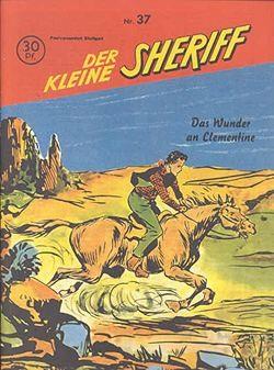Der kleine Sheriff Großband 37
