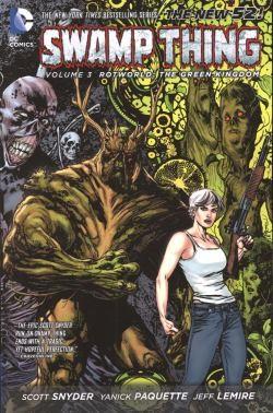 Swamp Thing (2011) Vol.3 Rotworld The Green Kingdom SC