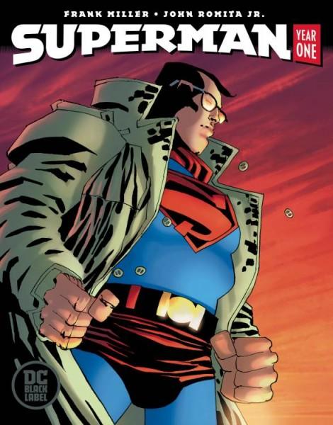 Superman: Das Erste Jahr 2 (von 3) Variant (04/20)