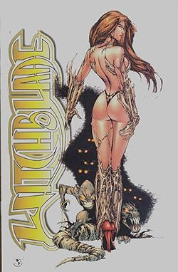 Witchblade Neue Serie 01 limitiert