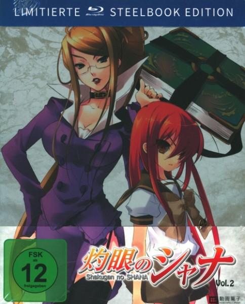 Shakugan no Shana - Staffel 1 Vol. 2 Blu-ray