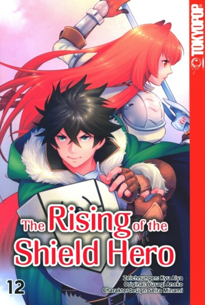 The Rising of the Shield Hero 12