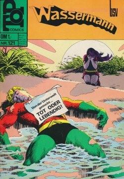 Top Comics (BSV, Gb.) Wassermann Nr. 100-121