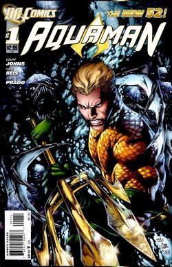 Aquaman (2011) 1st Printing 1