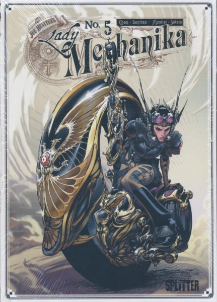 Lady Mechanika 5