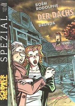 Schwermetall Spezial (Alpha, Br.) Nr. 1-8,11