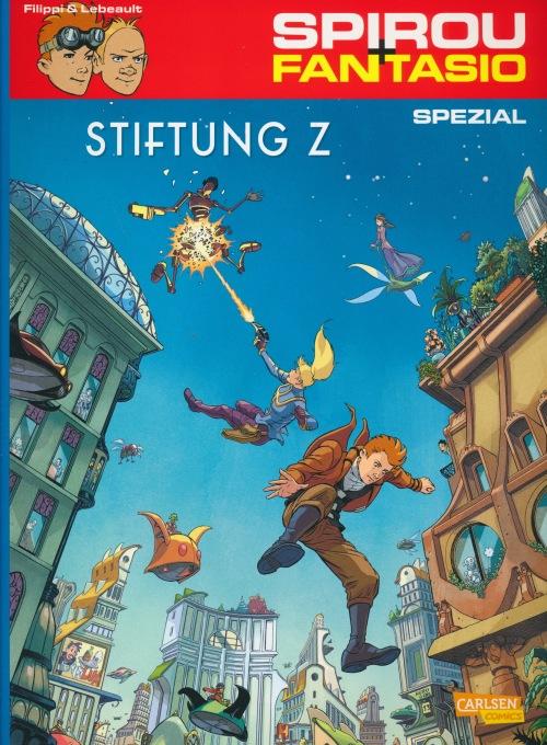 Tim Struppi 3 Gratis Malvorlage In Comic: Spirou Und Fantasio