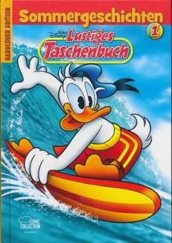 Lustiges Taschenbuch Hardcover: Sommergeschichten 1