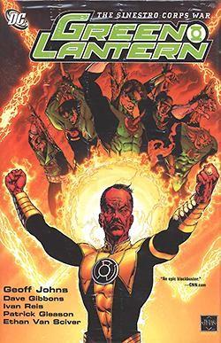 US: Green Lantern: Sinestro Corps War Vol.1 HC