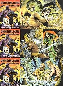 Unheimliche Geschichten (Wildfeuer, Picc.) Nr. 1-42
