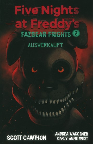 Five Nights at Freddy's: Fazbear Frights 2