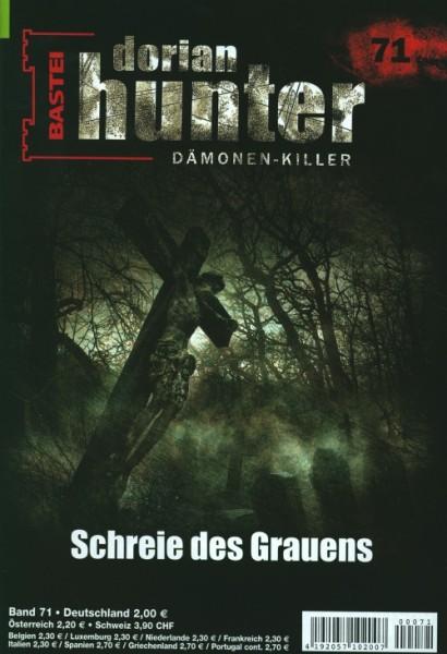 Dorian Hunter 71