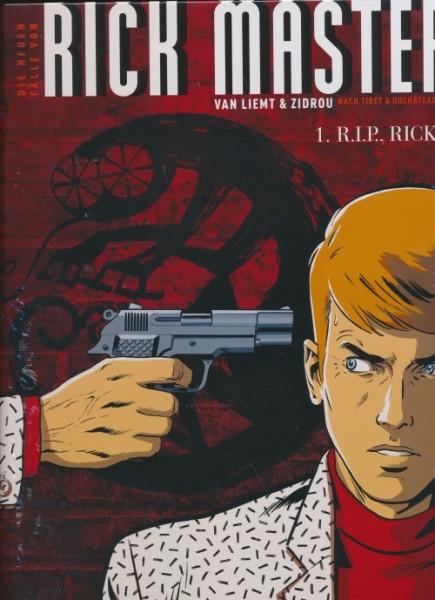Rick Master - Neue Fälle 1