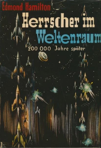 Hamilton, Edmond Leihbuch Herrscher im Weltraum (Weiss)