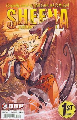 Sheena - Queen of the Jungle 1C