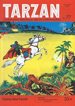 Tarzan Mondial Großband 77