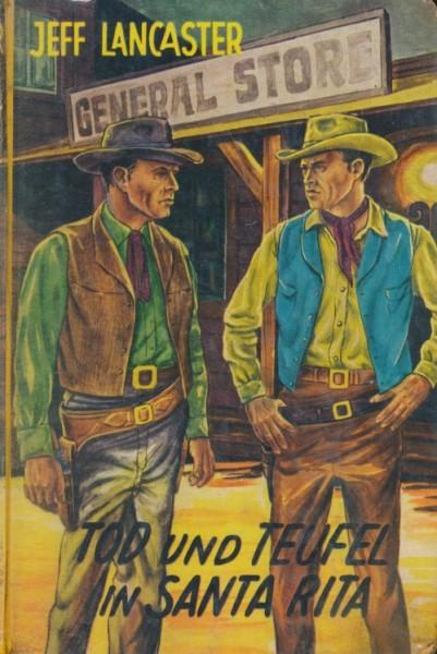 Lancaster, Jeff Leihbuch Tod und Teufel in Santa Rita (Arcus)
