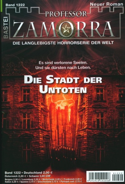 Professor Zamorra 1222