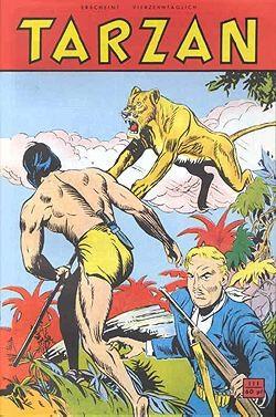 Tarzan Mondial Großband 111