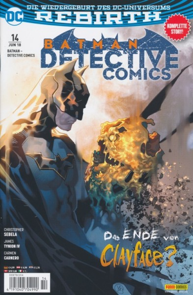 Batman Detective Comics (2017) 14