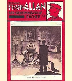 Neue Frank Allan/Tex Bandix (Romanheftreprints) Nr. 1-95