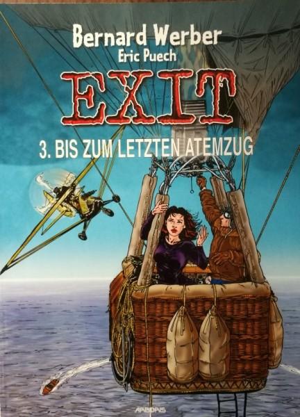 Exit (Arboris, Br.) Nr. 1-3 kpl. (Z1)