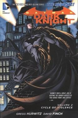 Batman The Dark Knight (2011) Vol.2 Cycle of Violence SC
