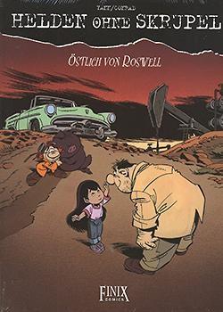 Helden ohne Skrupel (Finix, Br.) Nr. 9-11 (neu)