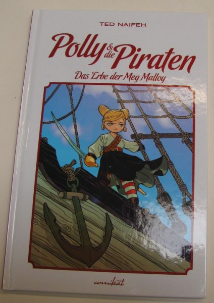 Polly & die Piraten (Eidalon, B.) Nr. 1-3 kpl. (Z1)