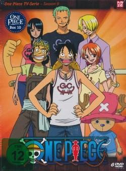 One Piece - Die TV-Serie DVD-Box 10